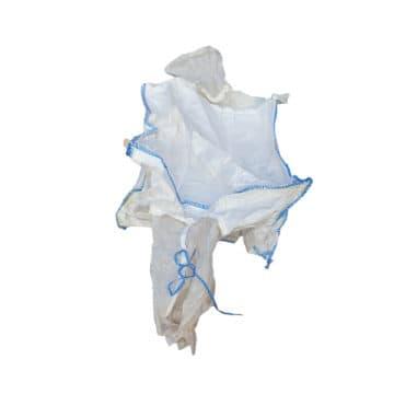 Worek Big Bag z lejami i podstawą w prostokącie